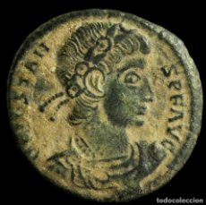Monedas Imperio Romano: CONSTANTE - GLORIA EXERCITVS, SISCIA - 16 MM / 1.70 GR.. Lote 245243335