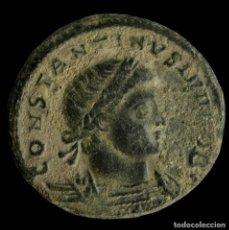 Monedas Imperio Romano: CONSTANTINO II - GLORIA EXERCITVS, ANTIOQUIA - 17 MM / 2.60 GR.. Lote 245398745