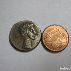 Monedas Imperio Romano: AR DENARIUS GOLPEÓ 27-26 AC. CECA INCIERTA EN ESPAÑA. 3,81 GR.. Lote 245533520