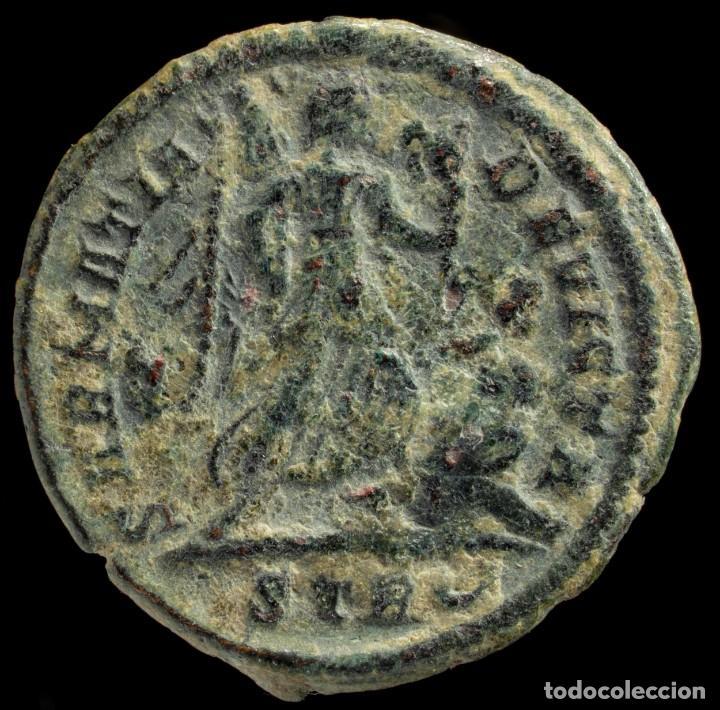 CONSTANTINO - SARMATIA DEVICTA, TRIER - 19 MM / 2.49 GR. (Numismática - Periodo Antiguo - Roma Imperio)
