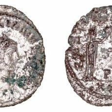 Monedas Imperio Romano: IMPERIO ROMANO. AURELIANO. ANTONINIANO. VE. CIZICO. (270-275). PLATEADO ORIGINAL. MUY ESCASA. EBC+.. Lote 246175105