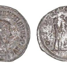 Monedas Imperio Romano: IMPERIO ROMANO. MAXIMIANO HÉRCULES. ANTONINIANO. VE. (286-310). RIC.584 VTE. MUY ESCASA. EBC. Lote 246175300