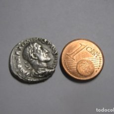 Monedas Imperio Romano: MAXIMINUS THRAX (235-238). DENARIUS. ROME. OBV: IMP MAXIMINVS PIVS AVG-.2,8 GR SILVER. Lote 246268770