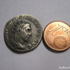 Monedas Imperio Romano: PHILIPPUS I ARABS (244-249 AD). AR ANTONINIANUS (21-22 MM, 4,40 G), ROME, 248.. Lote 246269695