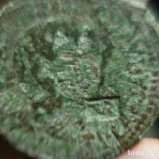 Monedas Imperio Romano: HISPANIA MONEDA TIBERIO - AS CON RESELLO LEGIONARIO VR ?. Lote 247247435