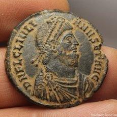 Moedas Império Romano: DOBLE MAIORINA JULIANO II APOSTATA (360-363). AE. HERACLEA. Lote 249343255