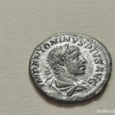 Monedas Imperio Romano: DENARIO DE ELIOGABALO. Lote 252740355