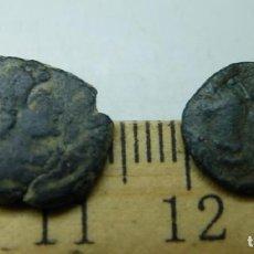 Monedas Imperio Romano: 2 NUMMUS, A LIMPIAR Y CATALOGAR. (ELCOFREDELABUELO). Lote 252785210