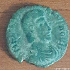 Monedas Imperio Romano: MONEDA ROMANA A CATALOGAR. Lote 253635380