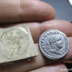 Monedas Imperio Romano: AUREO DE VALERIANO , ACUNACION ORIGINAL DE BECKER (1803). Lote 253942565