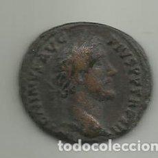 Monedas Imperio Romano: AS DE BRONCE DE ANTONINO PIO EMPERADOR DE 138 AL 161 D.C. Lote 254079580