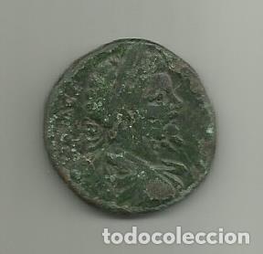 AS COLONIAL SEPTIMO SEVERO EMPERADOR DEL 193 AL 211 D.C. (Numismática - Periodo Antiguo - Roma Imperio)