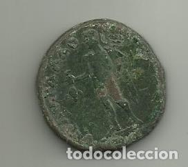 Monedas Imperio Romano: As Colonial Septimo Severo Emperador del 193 al 211 D.C. - Foto 2 - 254081265