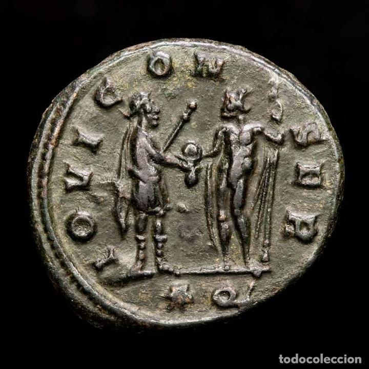 Monedas Imperio Romano: Aureliano - AE Antoniniano. Siscia. 272-274. - IOVI CONSER / ✩Q - Foto 2 - 254168550