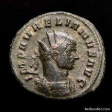 Monedas Imperio Romano: AURELIANO - AE ANTONINIANO. SISCIA. 272-274. - IOVI CONSER / ✩Q. Lote 254168550