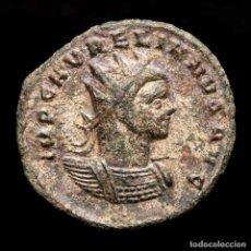 Monedas Imperio Romano: AURELIANO - ANTONINIANO DE TICINUM - ORIENS AVG // XXI (4503). Lote 254169425