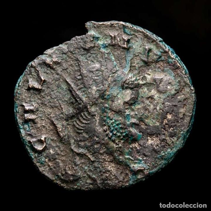 Monedas Imperio Romano: Lote de cuatro Galienos. AE Antoninianos. Varios reversos - Foto 5 - 254176505