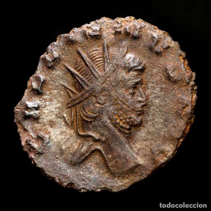 Monedas Imperio Romano: Lote de cuatro Galienos. AE Antoninianos. Varios reversos - Foto 9 - 254176505