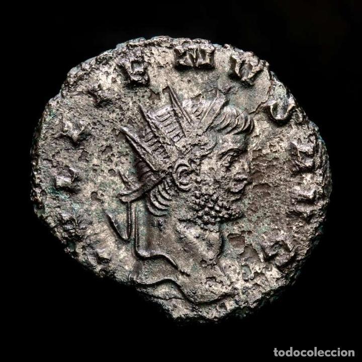 Monedas Imperio Romano: Lote de cuatro Galienos. AE Antoninianos. Varios reversos - Foto 5 - 254177405