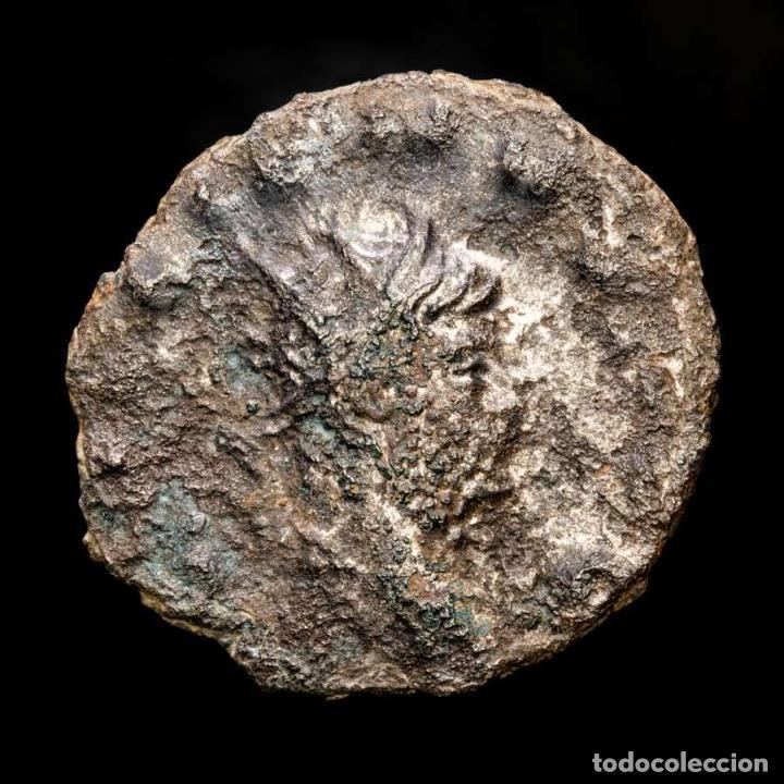 Monedas Imperio Romano: Lote de cuatro Galienos. AE Antoninianos. Varios reversos - Foto 7 - 254177405