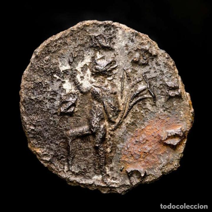 Monedas Imperio Romano: Lote de cuatro Galienos. AE Antoninianos. Varios reversos - Foto 8 - 254177405