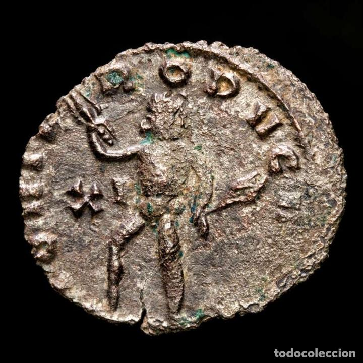 Monedas Imperio Romano: Lote de cuatro Galienos. AE Antoninianos. Varios reversos - Foto 10 - 254177405