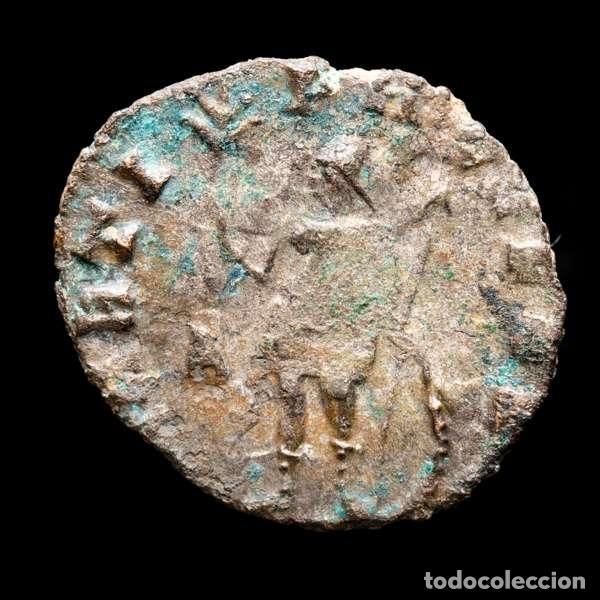 Monedas Imperio Romano: Lote de cuatro Galienos. AE Antoninianos. Varios reversos - Foto 4 - 254177855