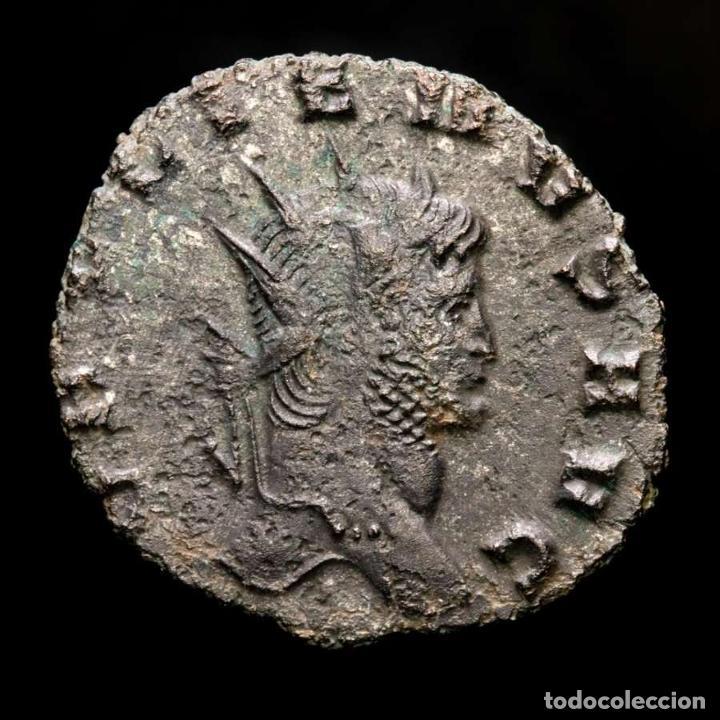 Monedas Imperio Romano: Lote de cuatro Galienos. AE Antoninianos. Varios reversos - Foto 7 - 254177855
