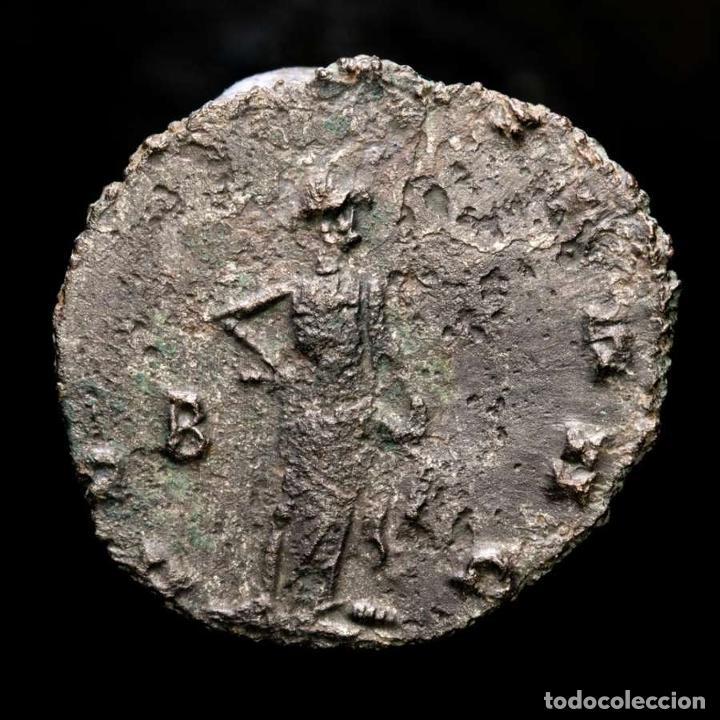 Monedas Imperio Romano: Lote de cuatro Galienos. AE Antoninianos. Varios reversos - Foto 8 - 254177855