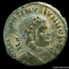 Monedas Imperio Romano: CONSTANTINO II - GLORIA EXERCITVS, LYON - 16 MM / 2.41 GR.. Lote 254624350
