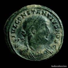Monedas Imperio Romano: CONSTANTINO II - GLORIA EXERCITVS, TESALONICA - 18 MM / 2.29 GR.. Lote 254625020