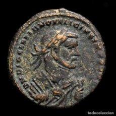 Monedas Imperio Romano: DIOCLECIANO FELICISSIMO SENIOR AUGUSTO PROVIDENCIA & QUIES, LONDRES. Lote 254948460