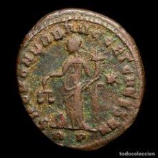 Monedas Imperio Romano: DIOCLECIANO (284-305) Æ FOLLIS, ROMA. SACRA MONETA - ✩ / RP (6053). Lote 254948645