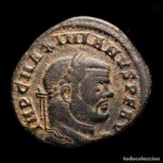 Monedas Imperio Romano: MAXIMIANO - FOLLIS DE ROMA, GENIO POPVLI ROMANI / S✩ (6057). Lote 254949395