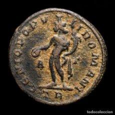 Monedas Imperio Romano: MAXIMIANO FOLLIS DE BRONCE, TRIER. GENIO POPVLI ROMANI A Γ / TR. Lote 254950270