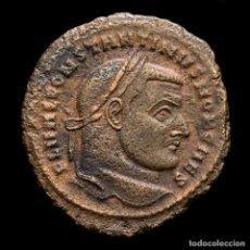 Monedas Imperio Romano: CONSTANTINO CESAR FOLLIS BRONCE SALVIS AVGG ET CAESS FEL KART H / Δ. Lote 254955105