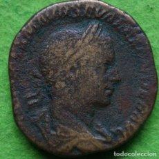 Monedas Imperio Romano: SESTERCIO DE ALEJANDRO SEVERO (ROMA, 225). Lote 255922075