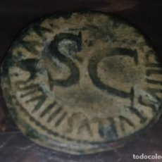 Monedas Imperio Romano: BONITO AS DE AUGUSTO (7 A.C). Lote 251642355