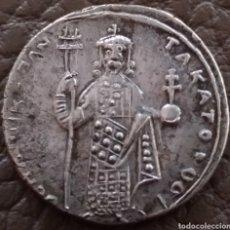 Monedas Imperio Romano: PRECIOSA MONEDA ANTIGUA ARGYRUS ROMANUS III, EMPERADOR BIZANTINO.. Lote 252262560