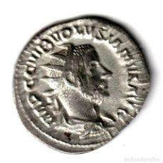 Monedas Imperio Romano: ANTONINIANO PLATA IMPERIO ROMANO VOLUSIANO 253 D.C. VIRTVS AVG. Lote 257704370