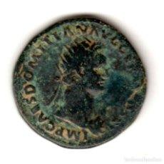 Monedas Imperio Romano: DUPONDIO BRONCE IMPERIO ROMANO DOMICIANO 81 - 96 D. C. SIGLO I. Lote 257768340