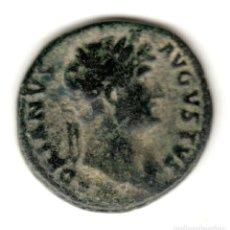 Monedas Imperio Romano: AS DE BRONCE IMPERIO ROMANO ADRIANO 117-138 D. C. - SIGLO II. Lote 257769600