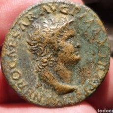 Monedas Imperio Romano: MUY BONITO AS DE NERON. Lote 257846245