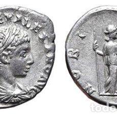 Monedas Imperio Romano: DENARIO ALEJANDRO SEVERO / NOBILITAS. Lote 258033925