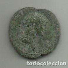 Monedas Imperio Romano: DUPONDIO DEL EMPERADOR TRAJANO 98-117 D.C. Lote 258216635