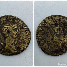 Monedas Imperio Romano: MONEDA. DUPONDIO DE ANTONIA. VER FOTOS. Lote 260023100