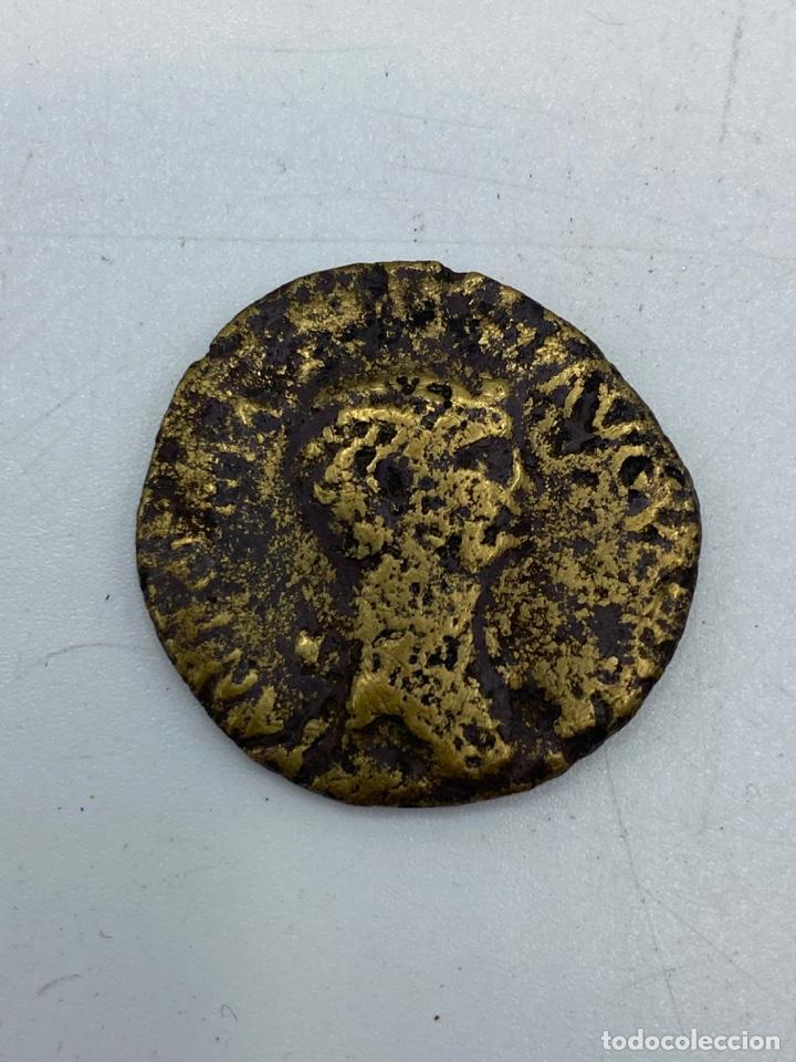 Monedas Imperio Romano: MONEDA. DUPONDIO DE ANTONIA. VER FOTOS - Foto 2 - 260023100