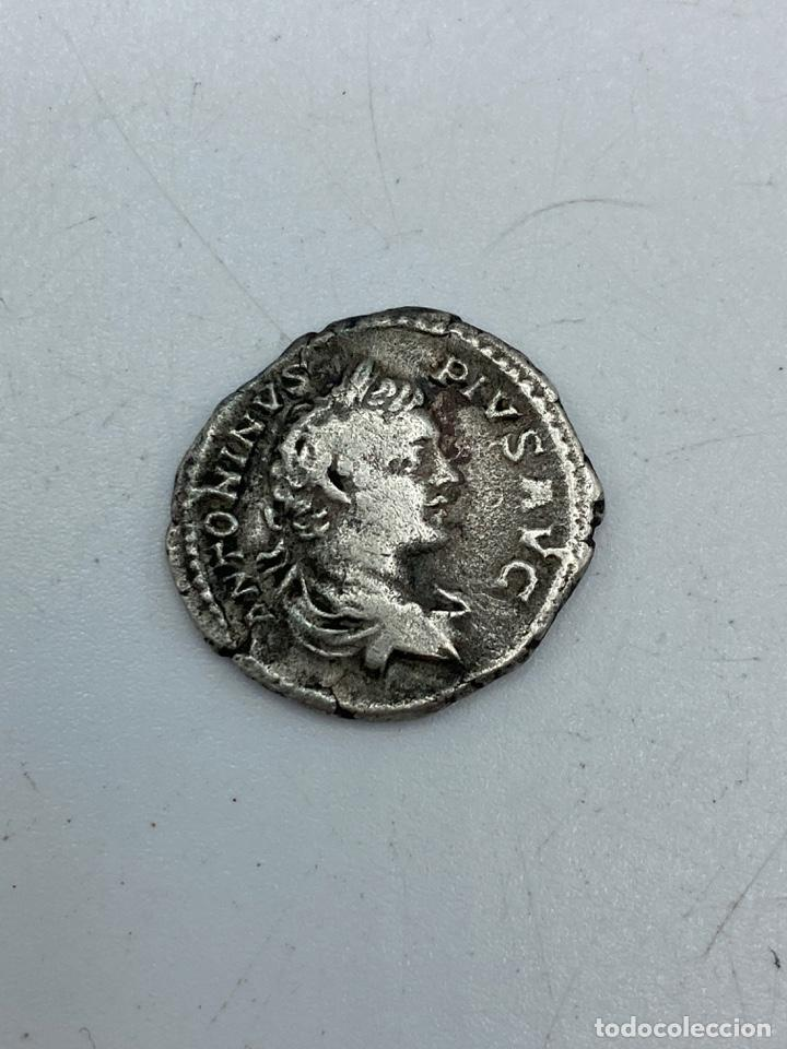 Monedas Imperio Romano: MONEDA. DENARIO ANTONINUS PIUS. VER FOTOS - Foto 2 - 260023775