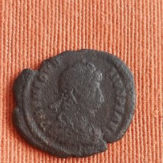 Monedas Imperio Romano: (IMP. ROMANO)(392-395 D.C) MAIORINA REDUCIDA TEODOSIO I. Lote 260027395