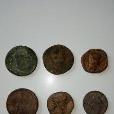 Monete Impero Romano: LOTE MONEDAS ROMANAS. Lote 260383665
